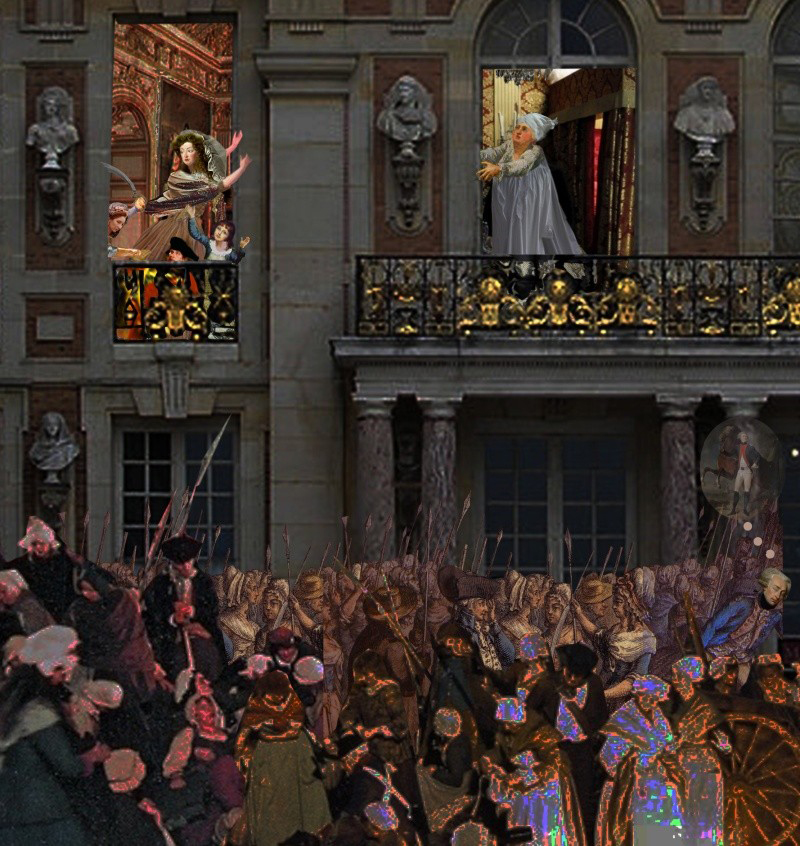 Les journées d'octobre 1789 – Marie-Antoinette Antoinetthologie