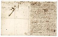 Lettre de Marie-Antoinette écrite le matin du 16 octobre 1793 à la Conciergerie à sa belle-soeur madame Elisabeth.
