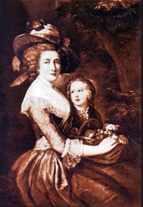 La marquise de Tourzel – Marie-Antoinette Antoinetthologie