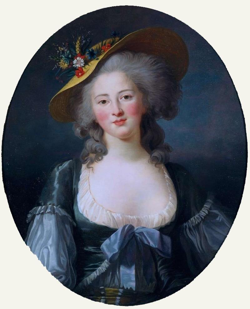 Madame Élisabeth de France – Marie-Antoinette Antoinetthologie
