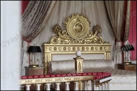 3 343/365 – Grand Trianon, chambre de l'Impératrice, salon de la ...