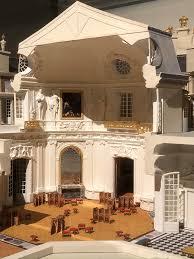Maquette du pavillon Royal au musée du... - Château de Marly ...