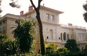Villa Cyrnos, Cap Martin, France   French architecture, Villa, Architecture
