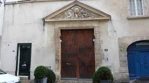 L'ancien couvent des Filles de la Croix