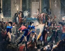 27 juillet 1794 - Arrestation de Robespierre - Herodote.net